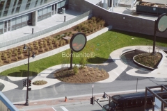Bomanite Imprint Systems with Bomanite Patterned Imprinted Concrete